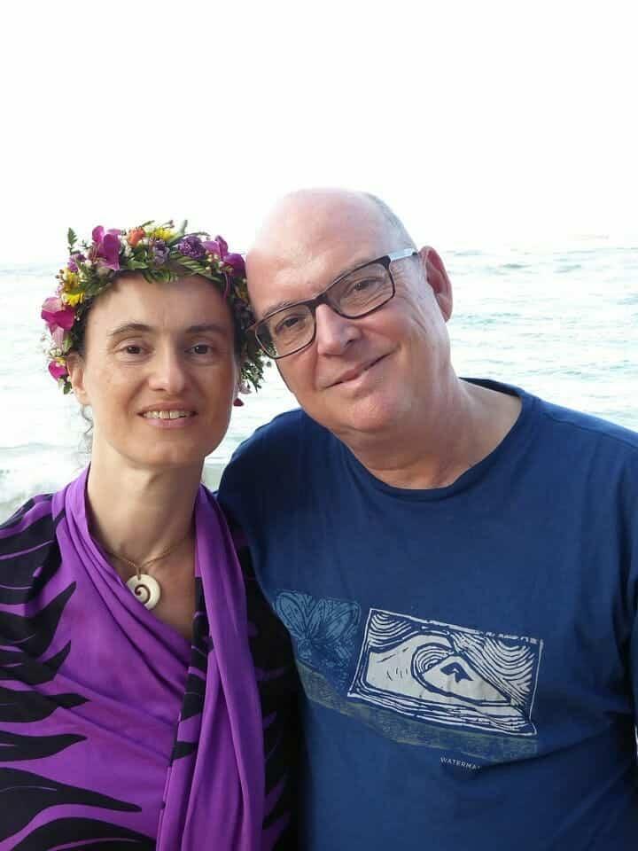 Katina and Tom